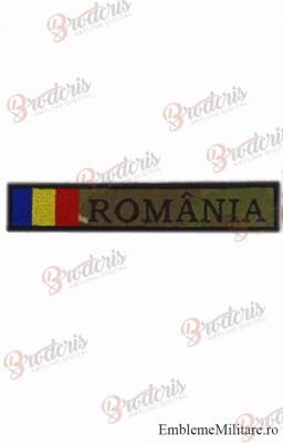 Nominal ROMÂNIA cu drapel...